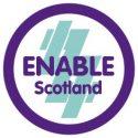 Enable Scotland logo