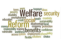 Welfare benefits petition submitted