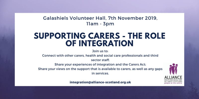 Carers and integration