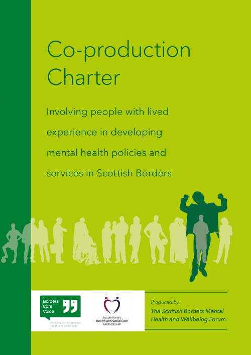 Co-production Charter launched